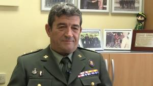 Antonio González, en su despacho