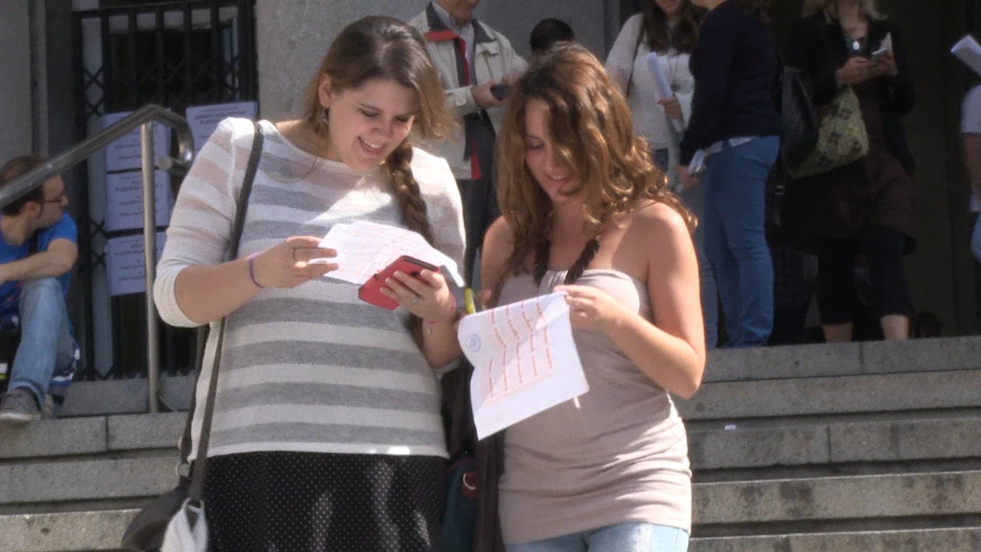 Ya se pueden consultar las calificaciones de la OPE de Enfermería del Sermas