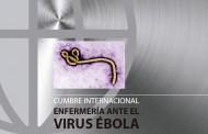 La enfermería celebra a partir del lunes la Cumbre Internacional del Ébola
