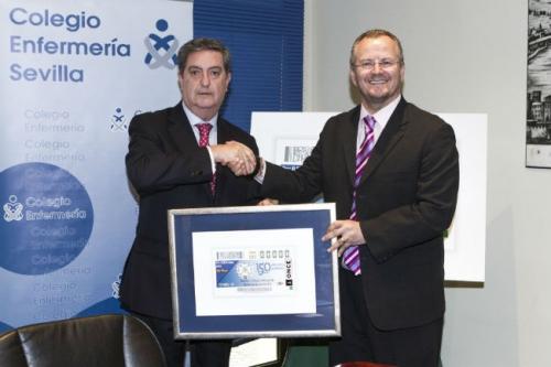 Un cupón de la ONCE homenajeará al Colegio de Enfermería de Sevilla