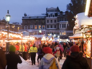 Navidad en Edimburgo. Imagen:  Tony Austin