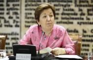 Pilar Farjas dice adiós al Ministerio tras la llegada de Alfonso Alonso