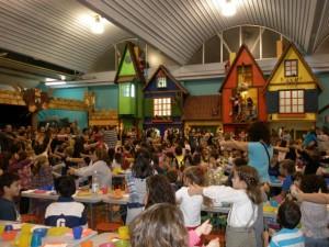 Fiesta Infantil para hijos de colegiados en Gran Canaria.