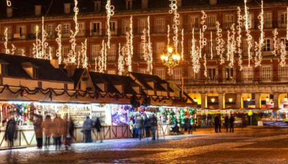 Las ciudades se visten de Navidad