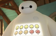 """Conoce a """"Baymax"""", el robot enfermero de Disney"""