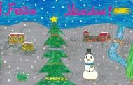 Los colegios de enfermería celebran la Navidad