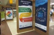 """La estación de Chamartín, en Madrid, acoge la campaña """"Mójate con Hunter"""""""