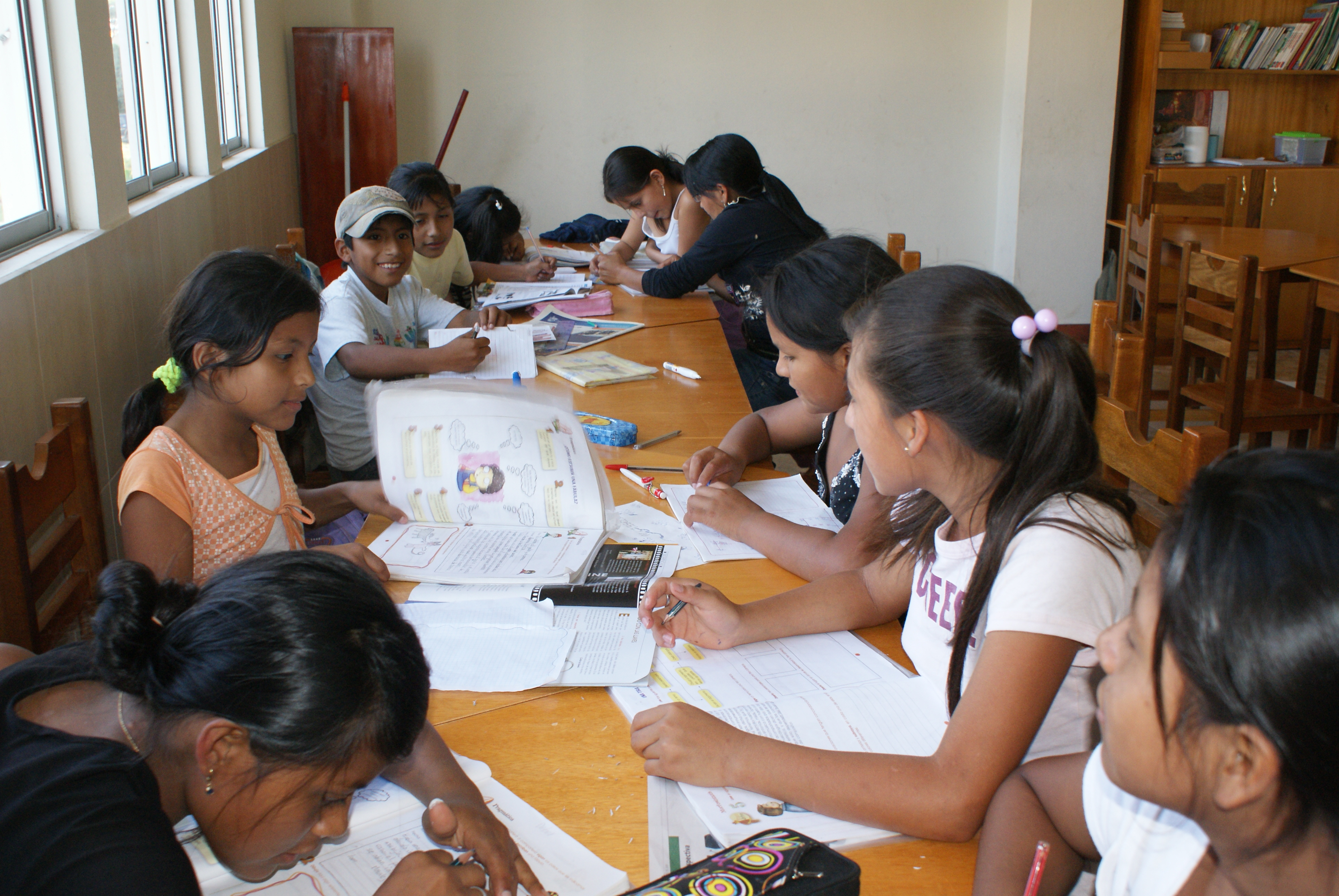 Alimentos para los niños de la Amazonía ecuatoriana: últimas horas para colaborar