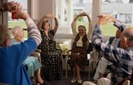 El Hospital de Getafe fomenta el deporte entre las personas mayores de 70 años