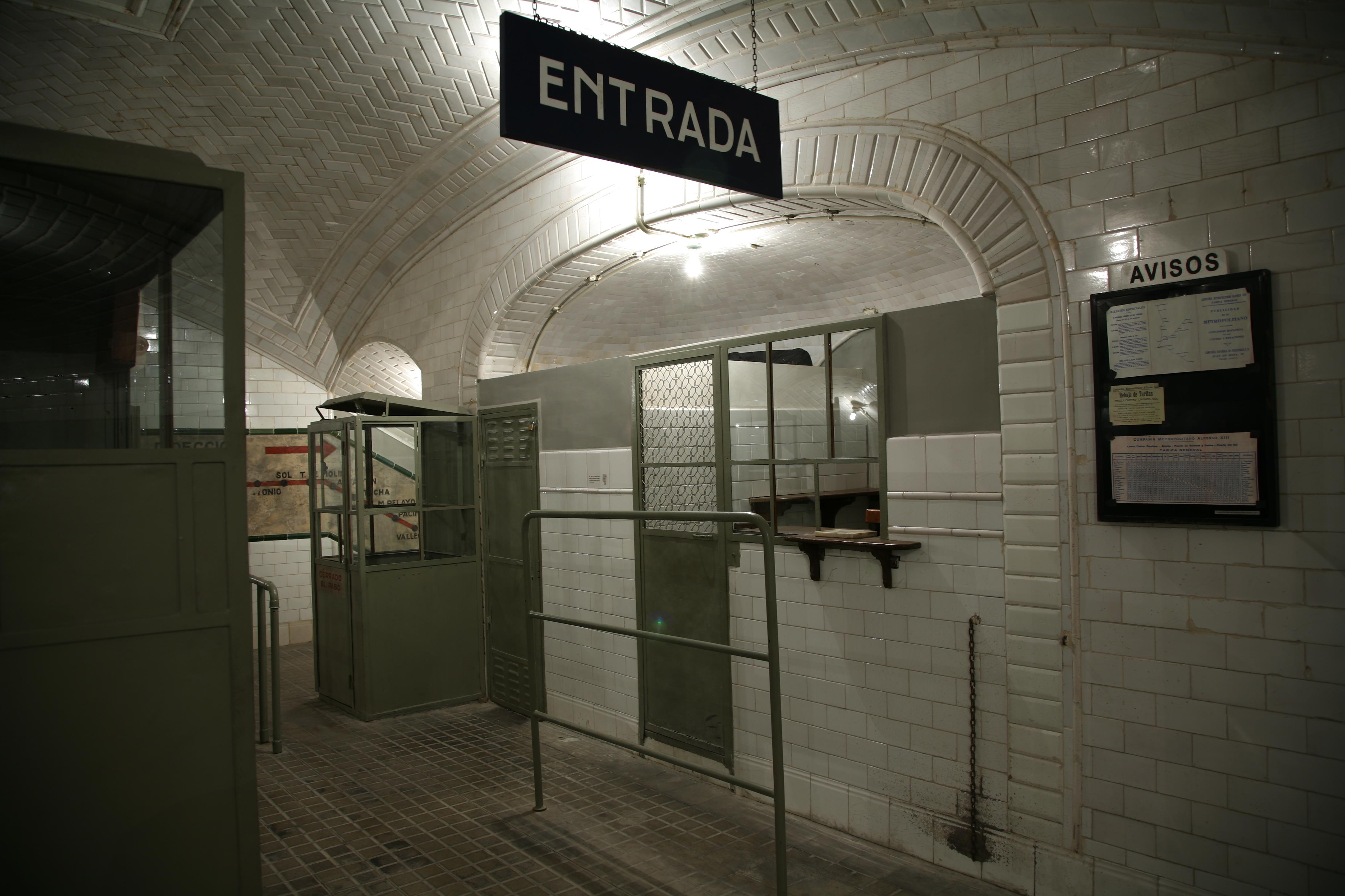 95 años de Metro en Madrid