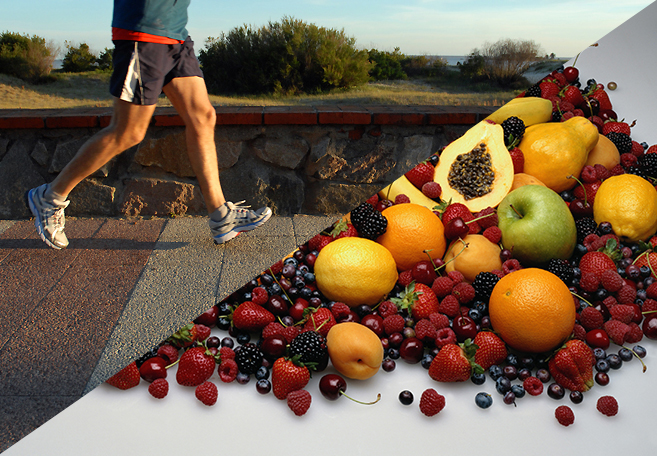Sólo con ejercicio y dieta sana se pueden reducir algunas enfermedades crónicas