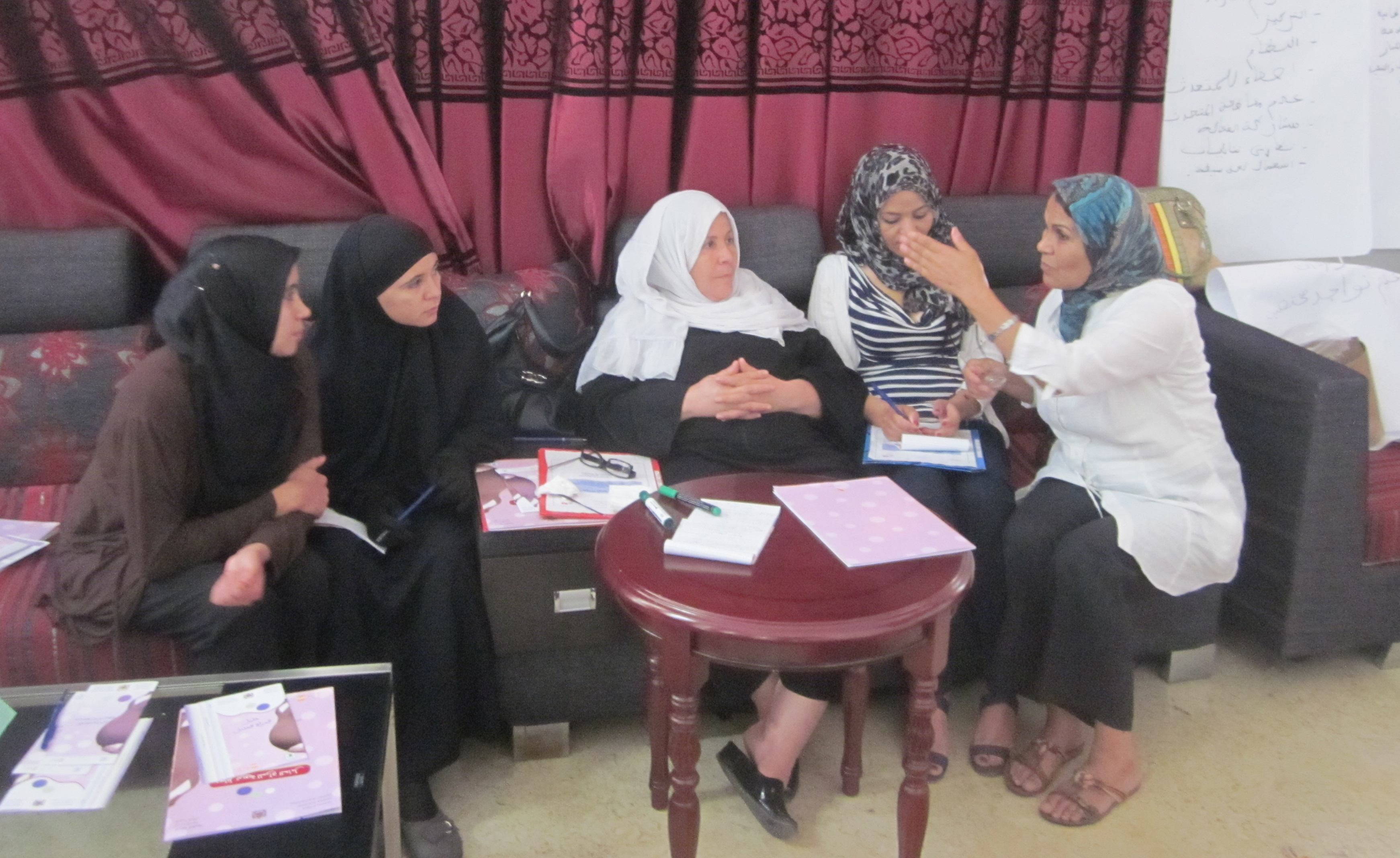Illescas acoge una jornada sobre mujer y salud en Marruecos