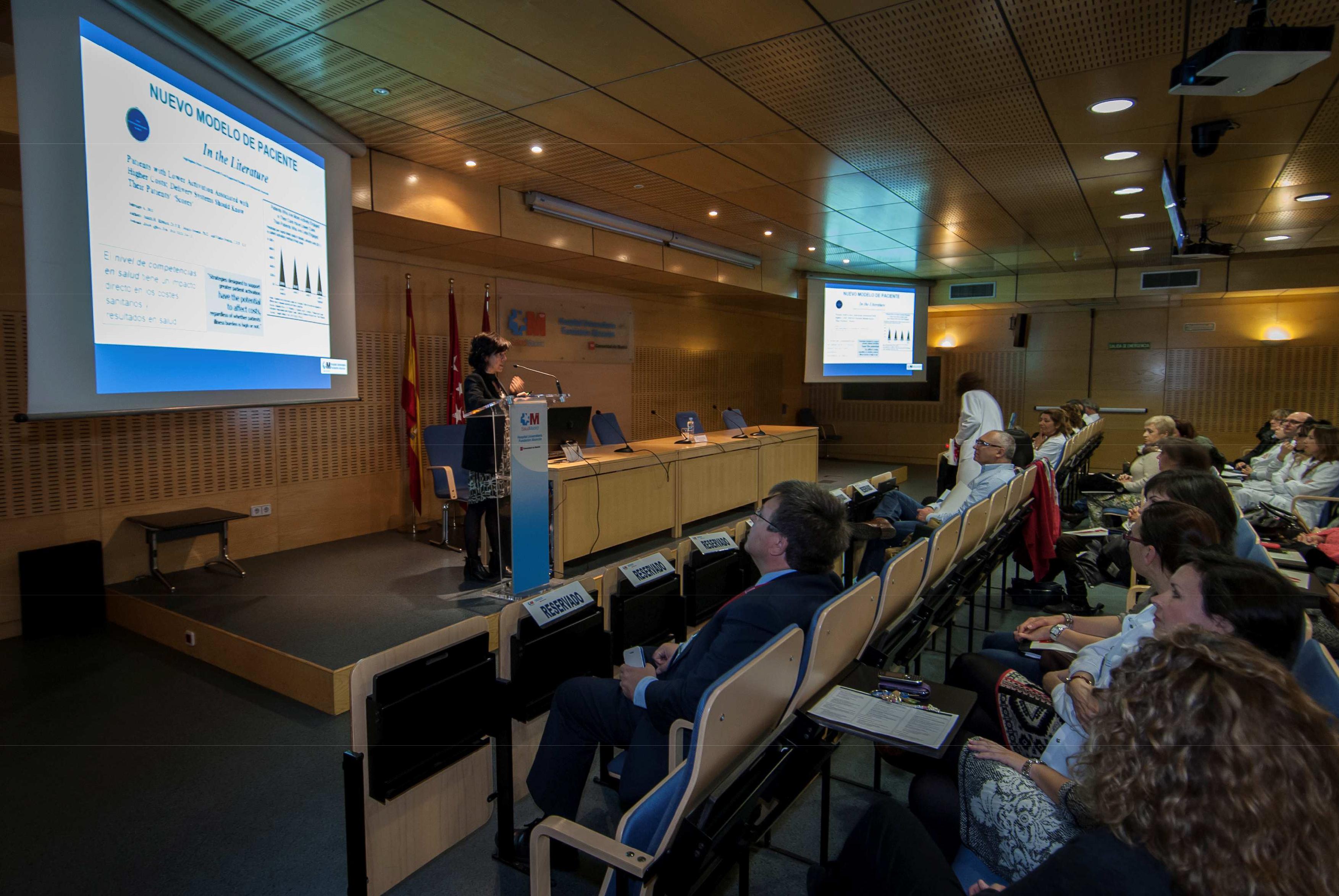 10 años de investigación enfermera en Alcorcón (Madrid)