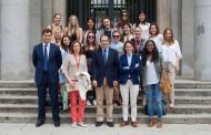 Estudiantes de Pensilvania y Birmingham analizan en Navarra los retos de la enfermería