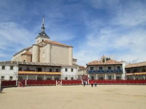 Plaza Mayor de Colmenar de Oreja. Imagen: Emilio Martínez