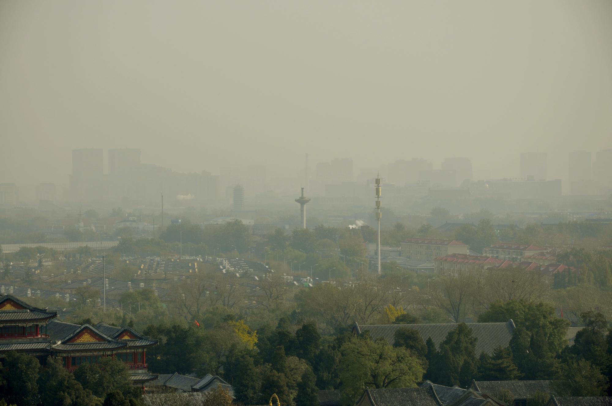 El 30% de los ictus que se producen cada año se atribuyen a la contaminación del aire