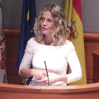 La Dra. Enfermera Mª Eulalia Juvé, responsable corporativa de Enfermería del Institut Catalá de la Salut