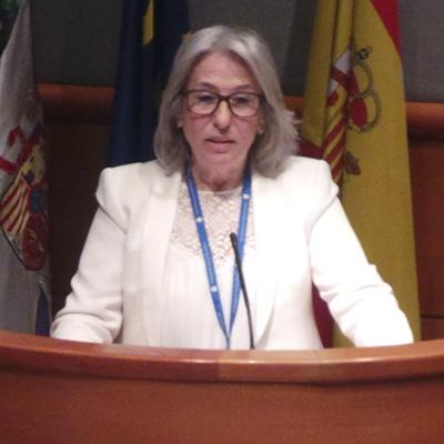 Mercedes Carreras, enfermera y ex subdirectora general de Atención al Ciudadano y Calidad en el Servicio Gallego de Salud y miembro del Consejo Asesor de Sanidad