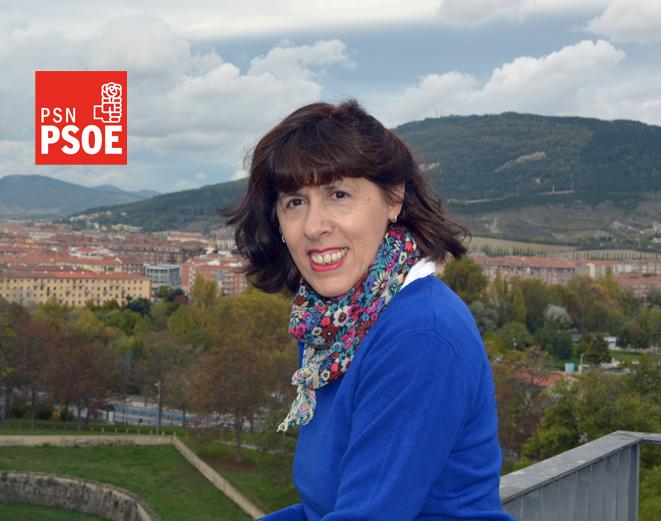 """Maite Esporrín, PSOE: """"La ciudad es como un hospital"""""""