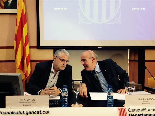 Detectan bacteria de difteria en 8 niños cercanos al contagiado de Girona