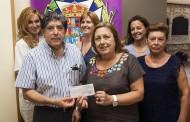 El Colegio de Enfermería de Guadalajara dona el 0,7% de sus cuotas a AECC