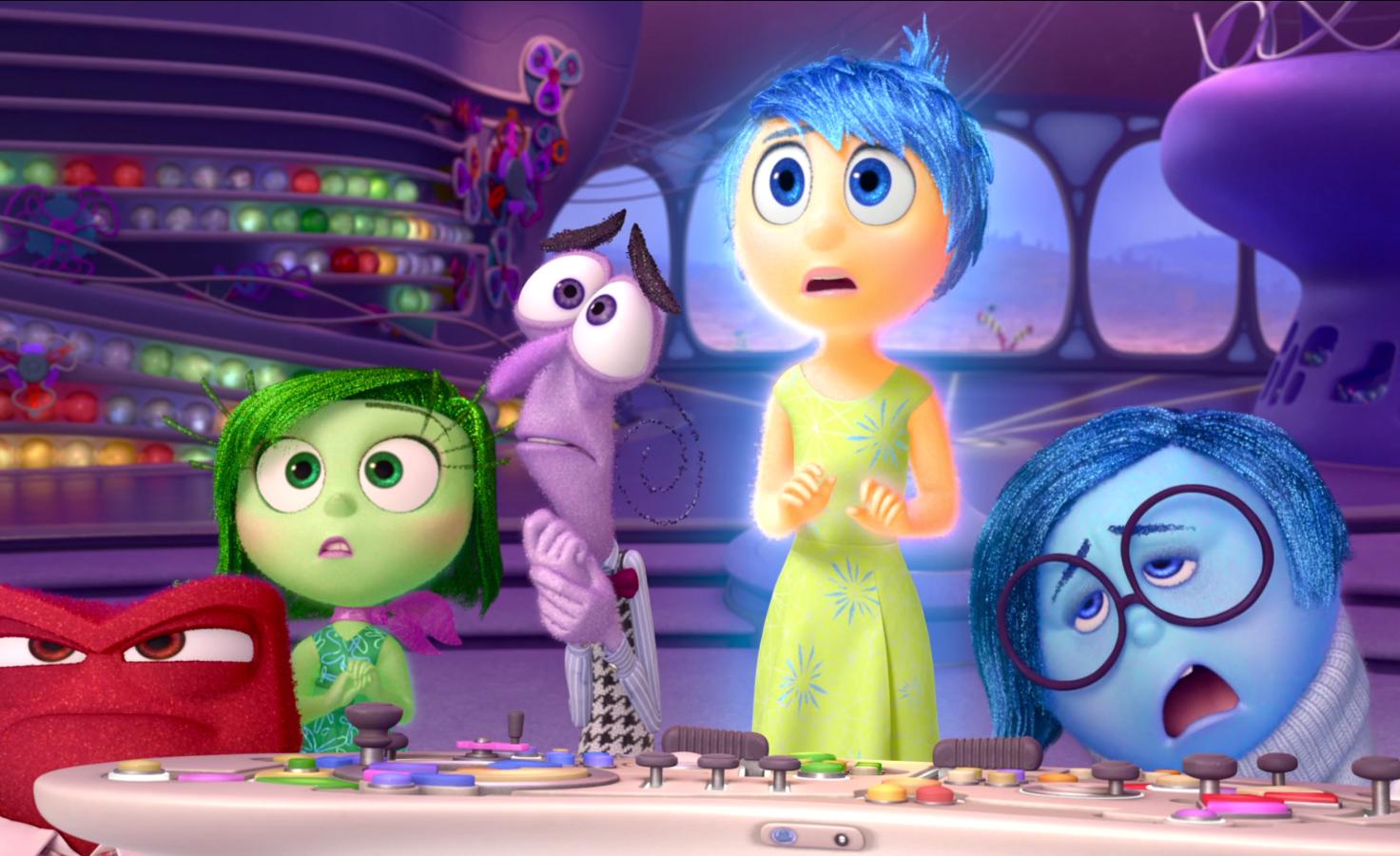 <i>Del Revés (Inside Out)</i>: El maravilloso mundo de las emociones