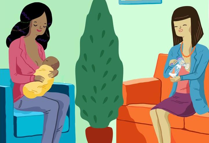 La OMS recomienda a los gobiernos establecer bajas maternales de al menos 4 meses para asegurar la lactancia materna