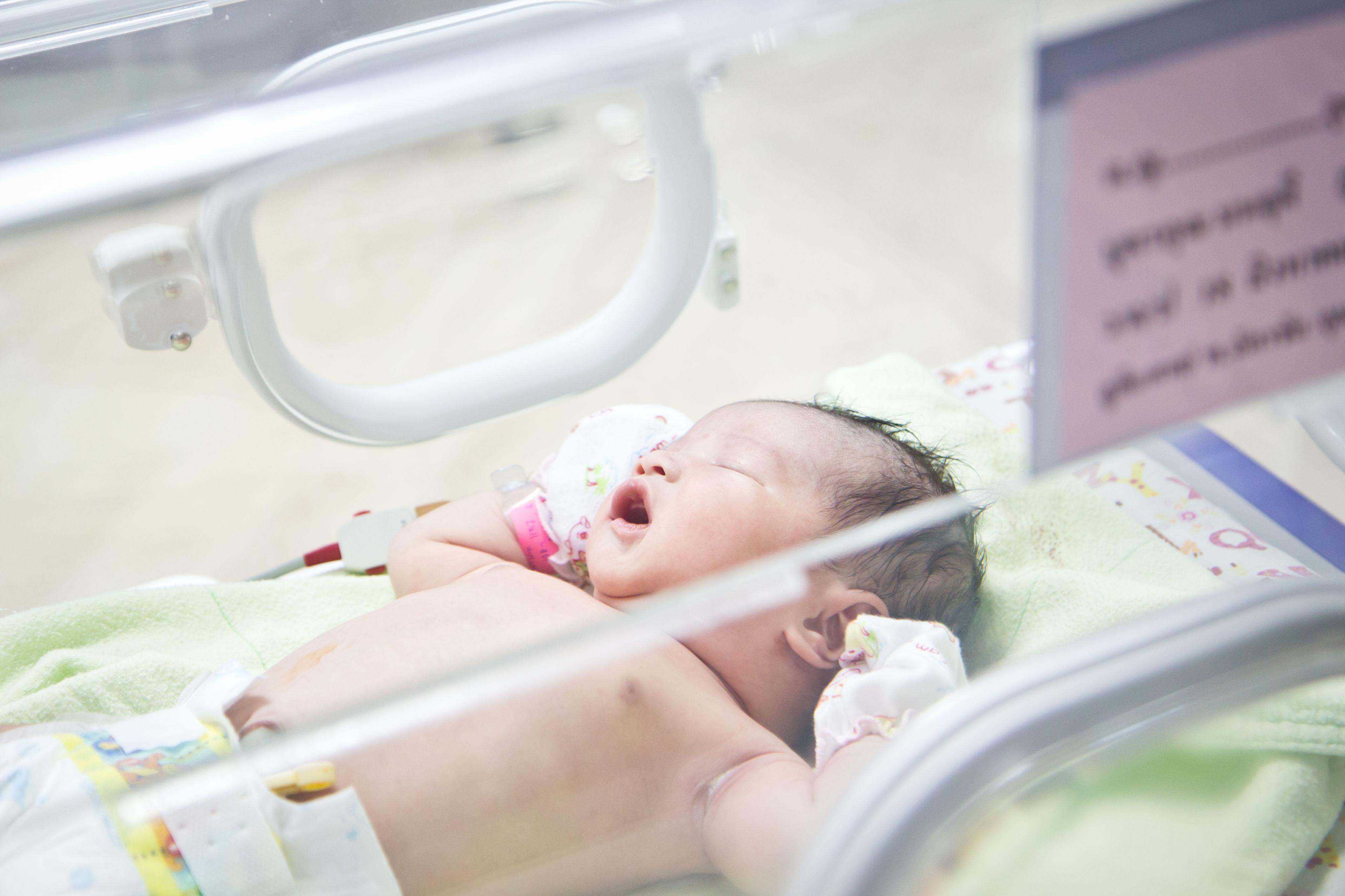 9 de cada 10 ingresos por bronquiolitis son de menores de un año