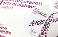 'Pon tu corazón por el Alzheimer' busca reunir mensajes de apoyo para los afectados