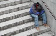 """La enfermería cuida en Madrid de personas """"sin techo"""" con trastorno mental grave"""