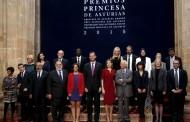 La Orden Hospitalaria de San Juan de Dios recoge el Premio Princesa de Asturias de la Concordia 2015
