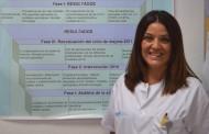 """María Luisa Rodríguez Navas: """"Definir las competencias en control de infección mejora la seguridad del paciente"""""""