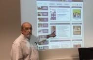 Un enfermero es el responsable del éxito de la web del Hospital de Albacete