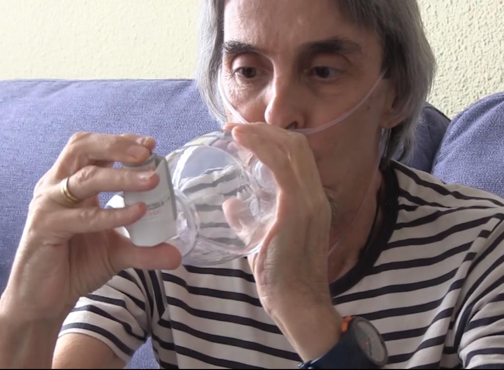 Enfermeros formados para el abordaje de la EPOC en Murcia