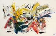 Pintura abstracta  en Salamanca