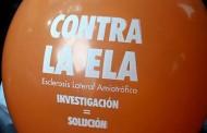 Marcha por Madrid contra la ELA