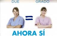 Equivalencia de DUE a Grado en Enfermería, paso a paso