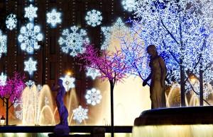 Barcelona en Navidad.