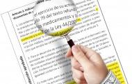 El informe jurídico que demuestra que el decreto no se ajusta a la legalidad, en Enfermería Facultativa
