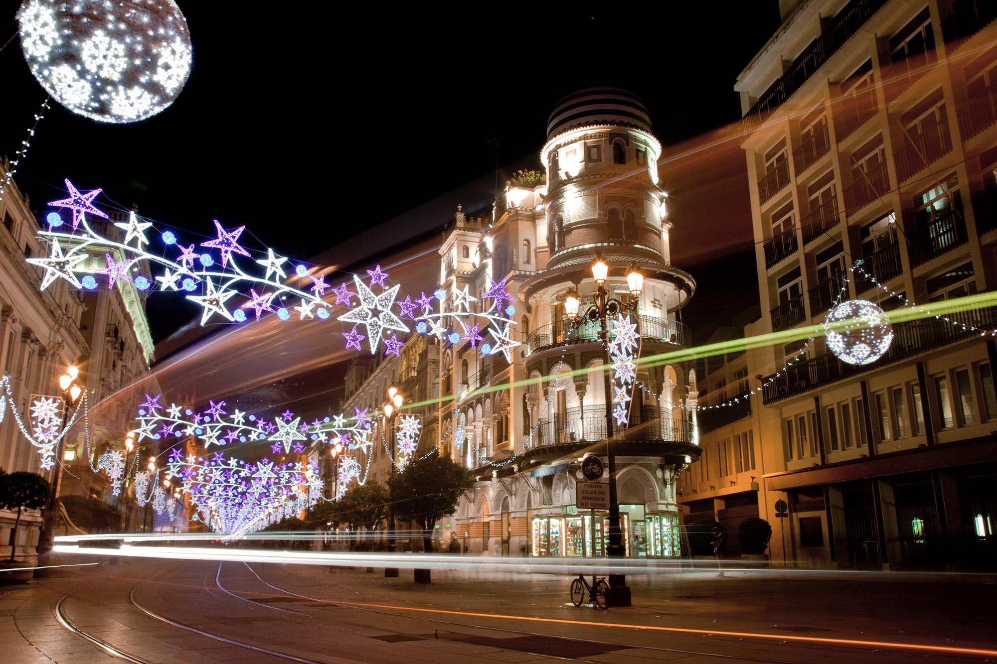 Iluminaciones navideñas que merecen una escapada