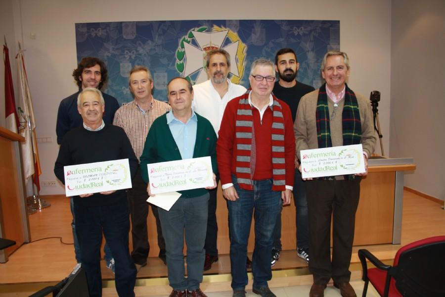 El Colegio de Enfermería de Ciudad Real destina el 1% de sus recursos a proyectos humanitarios
