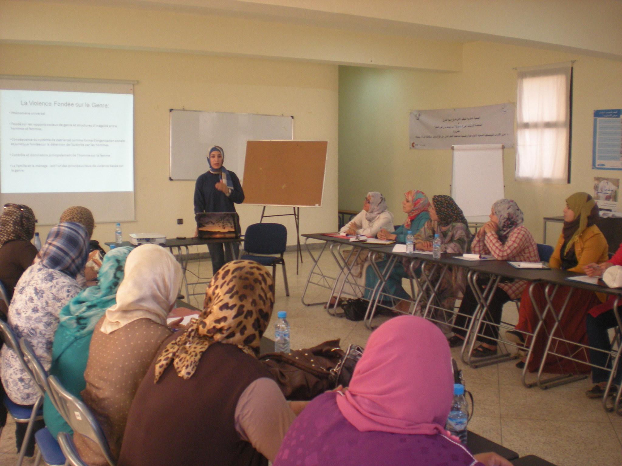 EPM atenderá a un millar de mujeres y niñas víctimas de violencia de género en Marruecos
