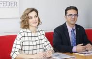 La reina Letizia analiza junto a Feder las necesidades de las personas con enfermedades raras