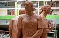 El monumento más grande de Logroño, para las enfermeras