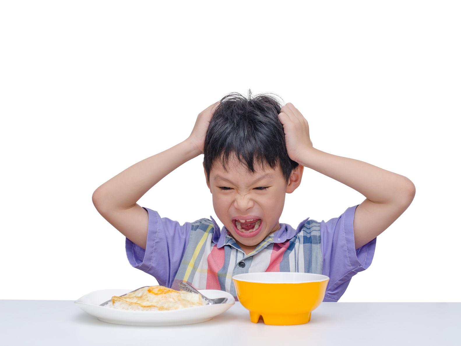 Los padres con depresión tienen más riesgo de que sus hijos sean quisquillosos con la comida