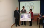 El cupón de la ONCE celebra los 100 años del Colegio de Enfermería de La Rioja