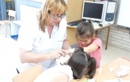 Navarra y su colegio de enfermería promueven un programa de Enfermería Escolar