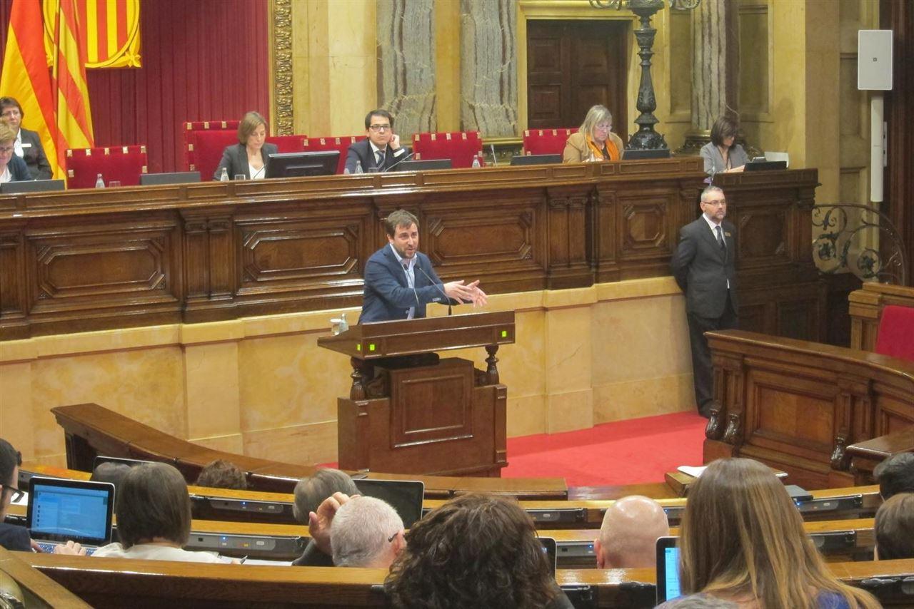 Cataluña recurrirá de forma