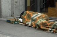 Las personas sin hogar sufren enfermedades geriátricas décadas antes que el resto