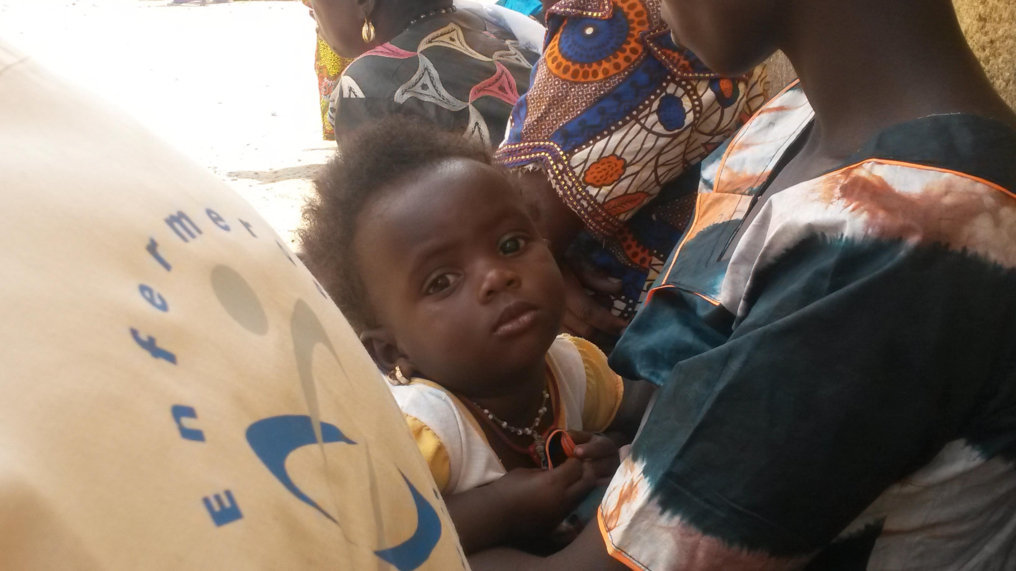 Enfermeras Para el Mundo inaugura una unidad pediátrica en Senegal